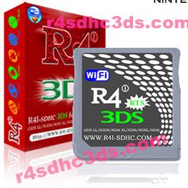 acheter r4 sdhc 3ds ou ace3ds linker pour 3ds en france